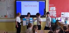 Our Presentation of Our Group Reports!