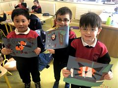The Tigers Who Came to Senior Infants
