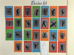 Shadow Art and Sculptures
