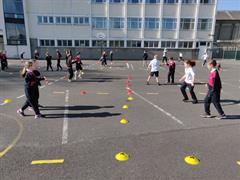 Keeping Active in Third Class!