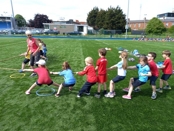Sports Day part 2