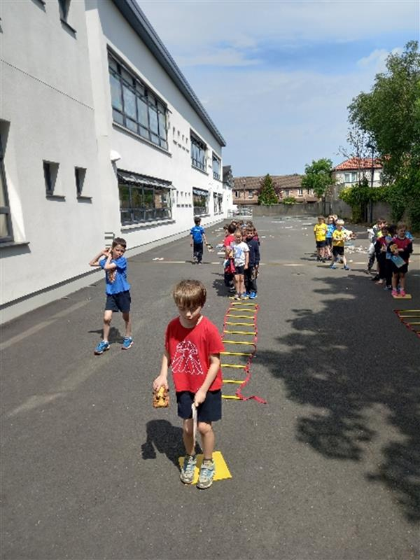 Sports Day part 3 and Teddy Bear Olympics