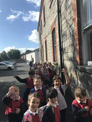 School Tour to Airfield!