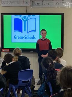 Green School Committee election - Toghachán don Choiste Glas